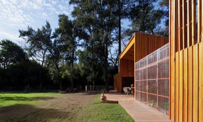 Arquitectura_Casa_AA _ vista exterior  materialidad