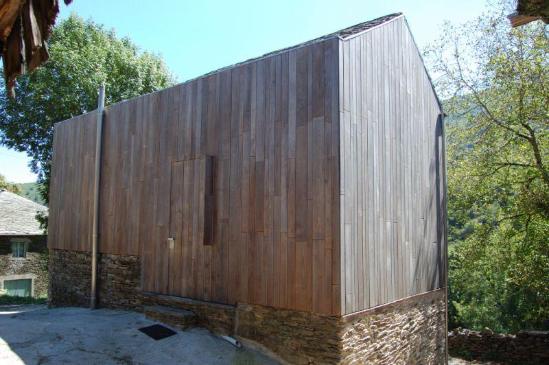 arquitectura_casa Baltanás_Carlos Quintáns_acceso principal