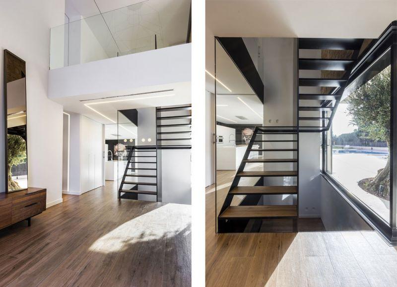 arquitectura Chiralt arquitectura CHE Cuepor Huecos Estructurales proyectos Cumbres escalera