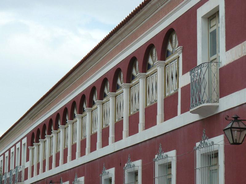 Arquitectura_Casa_de_las_100_ventanas_ fachada interior