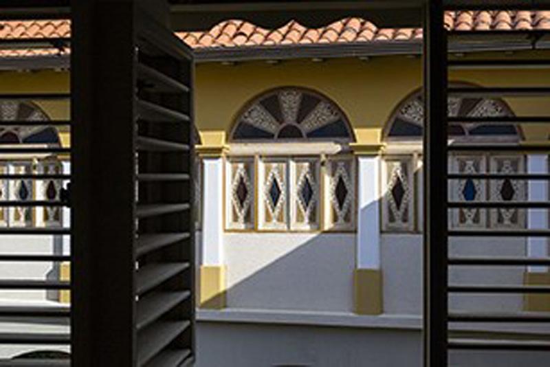 Arquitectura_Casa_de_las_100_ventanas_ventanas del patio