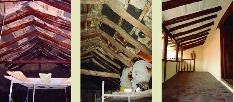 Arquitectura_ casa de las posadas _imagen rehabilitada cumbrera