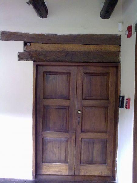Arquitectura_ casa de las posadas _ imagen de puerta