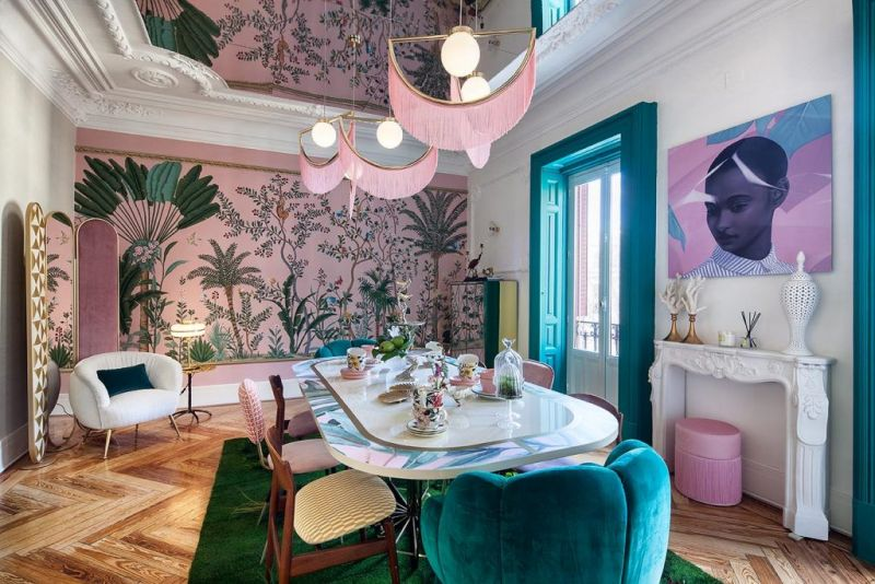 tropical luch casa decor 2018