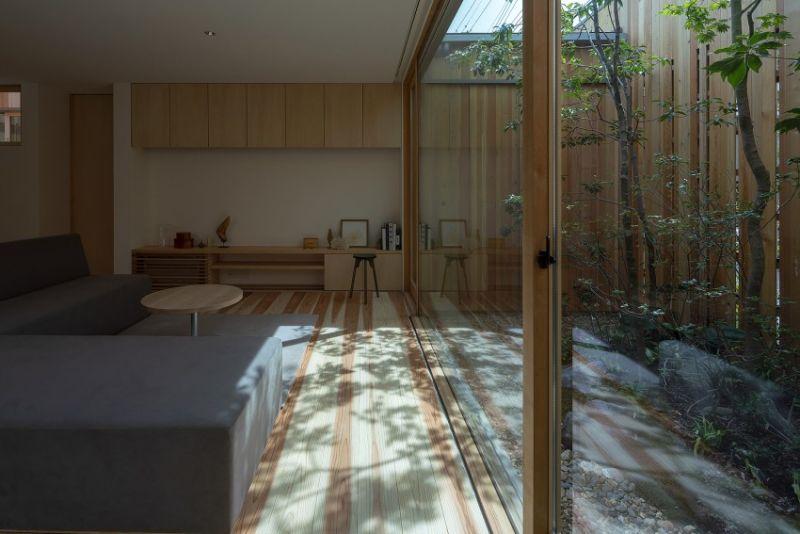 arquitectura_casa en Akashi_Arbol_vegentación
