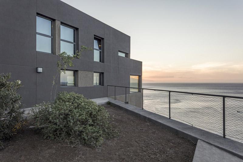 Arquitectura_Casa en el Puerto de la Madera Tacoronte,  Rehabilitación _vista lateral 2