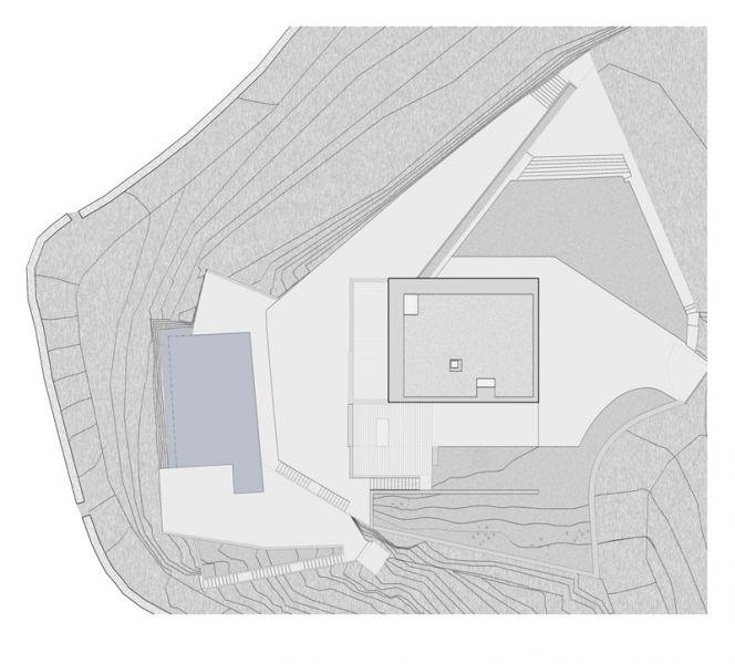 Arquitectura_Casa en el Puerto de la Madera Tacoronte,  Rehabilitación _planta general