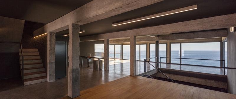Arquitectura_Casa en el Puerto de la Madera Tacoronte,  Rehabilitación _interior y vistas hacia el oceano 3