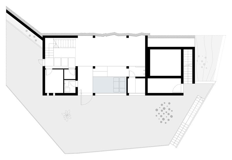 Arquitectura_Casa en el Puerto de la Madera Tacoronte,  Rehabilitación _planta baja