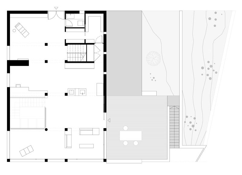 Arquitectura_Casa en el Puerto de la Madera Tacoronte,  Rehabilitación _planta primera