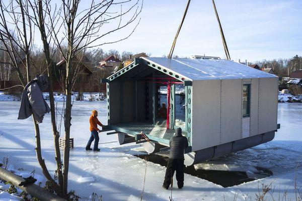 arquitectura_casa flotante_bioarchitects_transporte