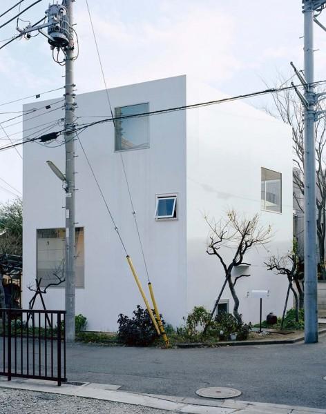 Casa en un Huerto de Ciruelos, Tokio