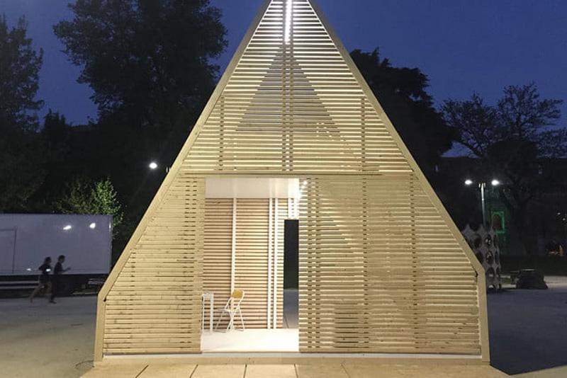 Arquitectura_Casa madi- vista nocturna