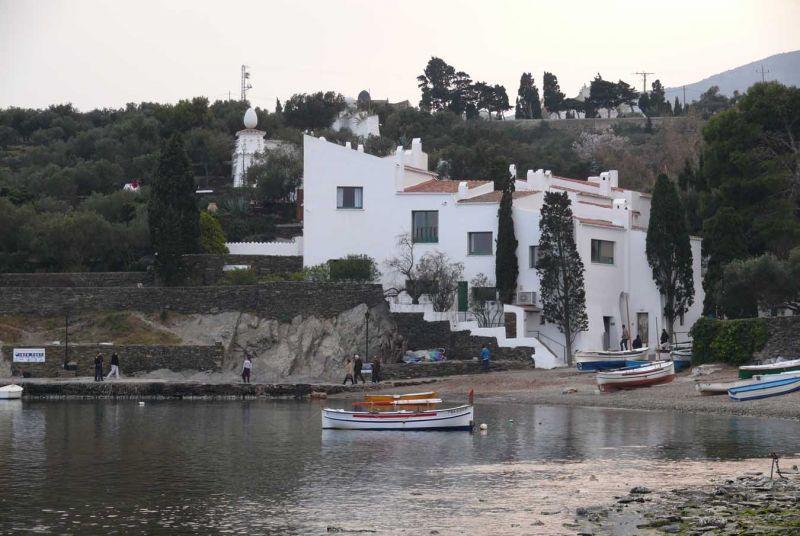 Arquitectura_Casa_Salvador_Dalí_de_Portlligat_(Cadaqués) edificación