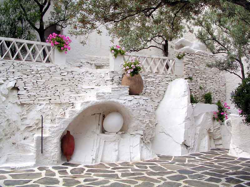 Arquitectura_Casa_Salvador_Dalí_de_Portlligat_(Cadaqués) vista de patio