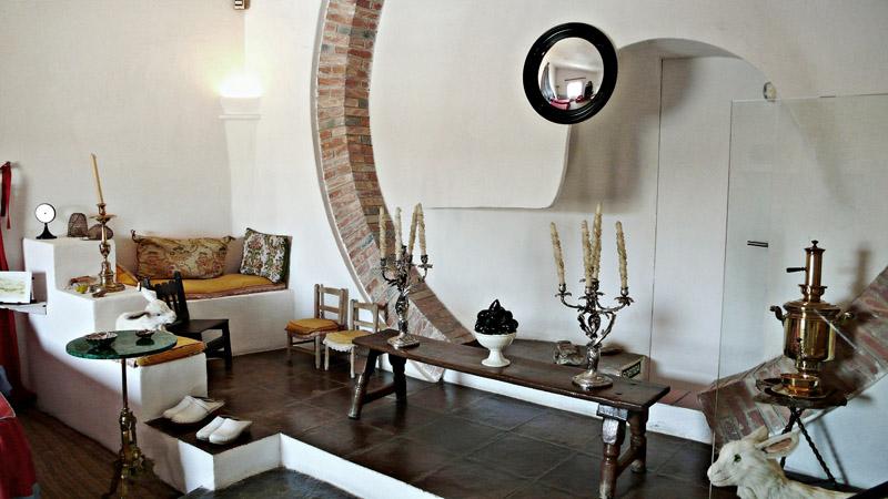 Arquitectura_Casa_Salvador_Dalí_de_Portlligat_(Cadaqués)interior estancia