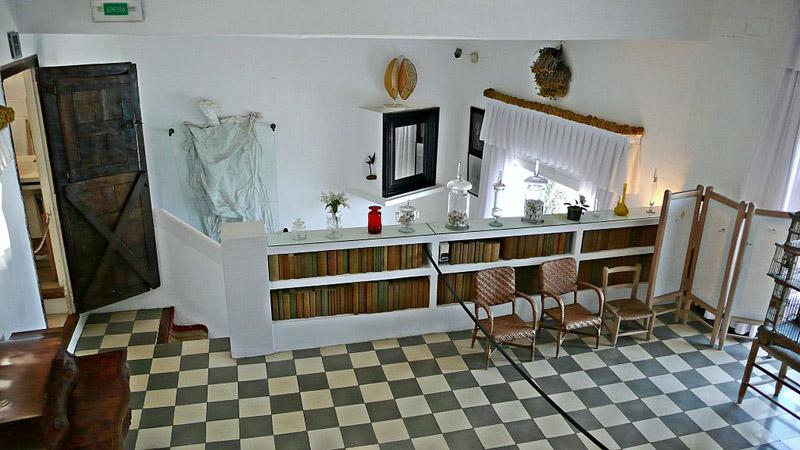 Arquitectura_Casa_Salvador_Dalí_de_Portlligat_(Cadaqués)estancia