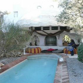 Arquitectura_Casa_Salvador_Dalí_de_Portlligat_(Cadaqués)vista total piscina