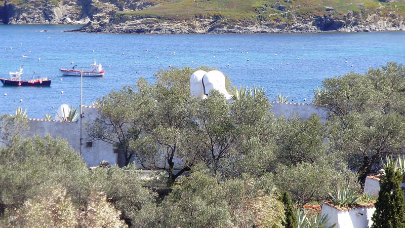 Arquitectura_Casa_Salvador_Dalí_de_Portlligat_(Cadaqués)vista desde la casa