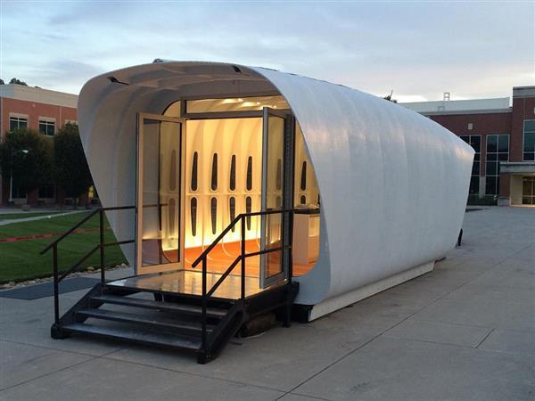 arquitectura_casas móbil imprimida en 3d_vivienda prototipo