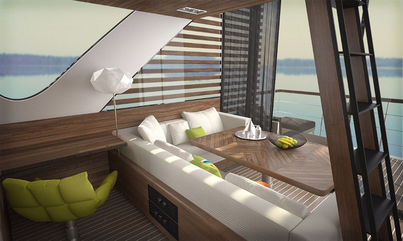arquitectura_Catamaran-Apartmen_FloatingHotel_vista salon