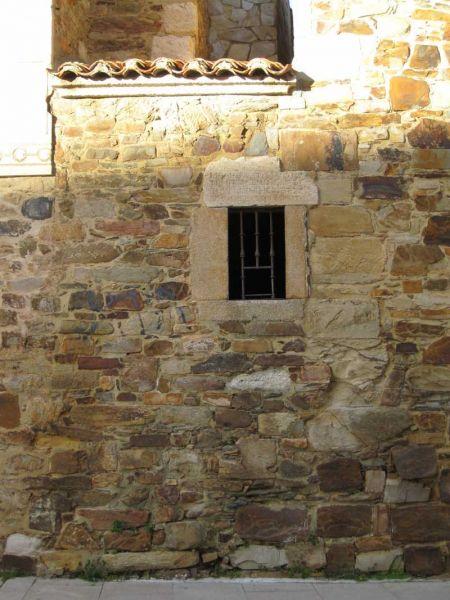 arquitectura celda San Andres