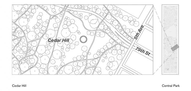 arquitectura_cellar hill loop_plano situación