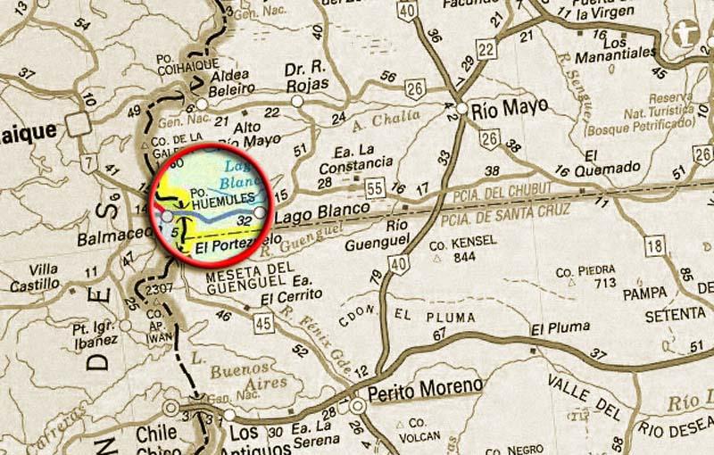 arquitectura_Centro Huemules_chile_emplazamiento mapa