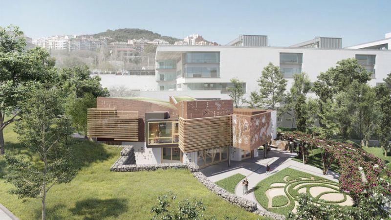 Centro Maggie Barcelona_Benedetta Tagliabue