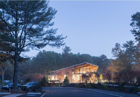 arquitectura_centro visitantes_entorno
