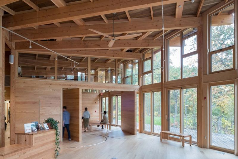 arquitectura_centro visitantes_hall
