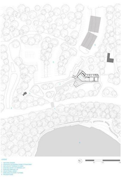 arquitectura_centro visitantes_plano sit