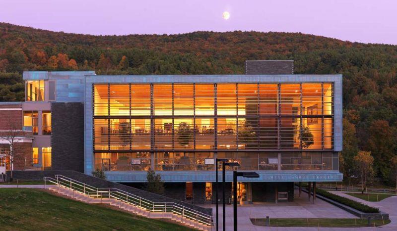 arquitectura_centros educativos perry dean_Wise Campus Center