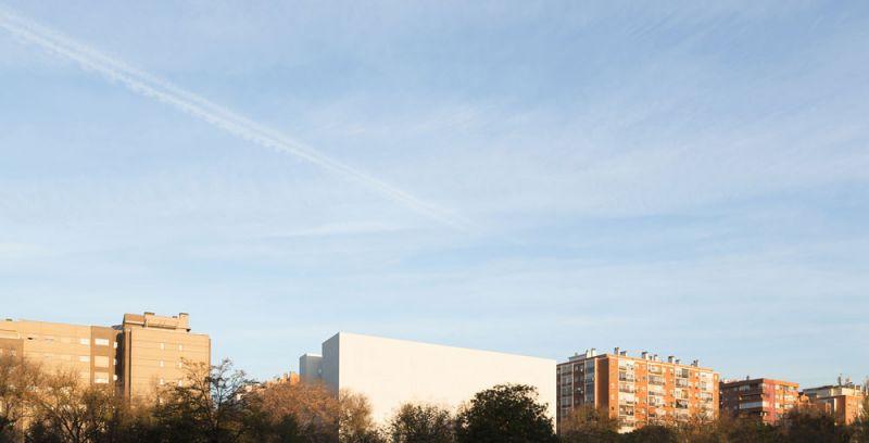 arquitectura Adelfas 98 Ruiz-Larrrea Asociados Entrevistas Arquitectura y Empresa Foto abstRACTA volumen