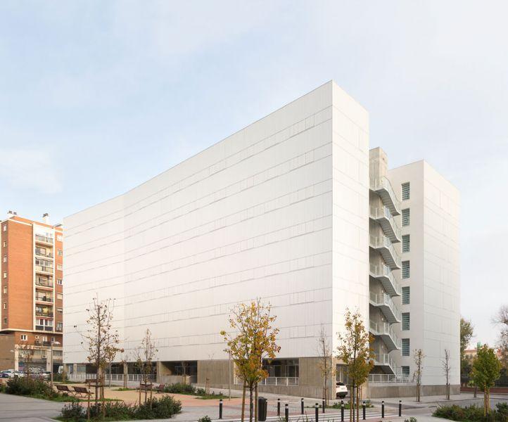 arquitectura Adelfas 98 Ruiz-Larrrea Asociados Entrevistas Arquitectura y Empresa Foto general cerrado