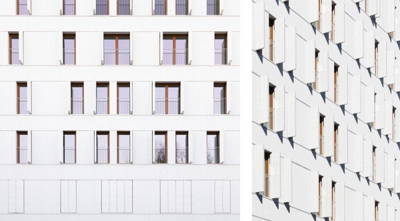 arquitectura Adelfas 98 Ruiz-Larrrea Asociados Entrevistas Arquitectura y Empresa Foto arquitectura Adelfas 98 Ruiz-Larrrea Asociados Entrevistas Arquitectura y Empresa Foto fachada