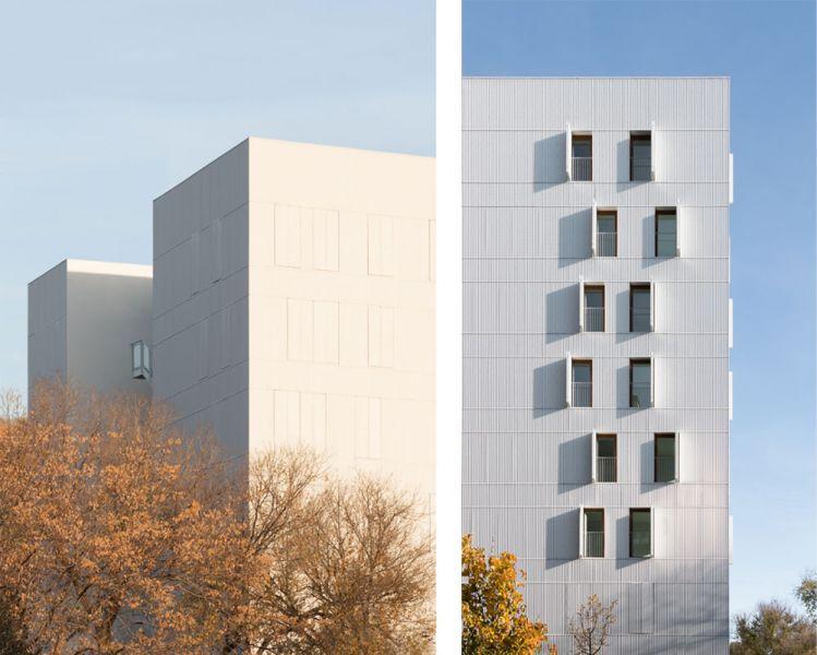 arquitectura Adelfas 98 Ruiz-Larrrea Asociados Entrevistas Arquitectura y Empresa Foto fachada