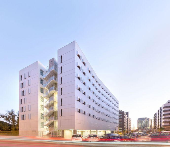 arquitectura Adelfas 98 Ruiz-Larrrea Asociados Entrevistas Arquitectura y Empresa Foto general