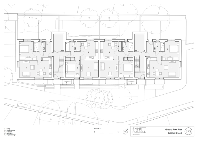 arquitectura_Challender Court_PLANTA