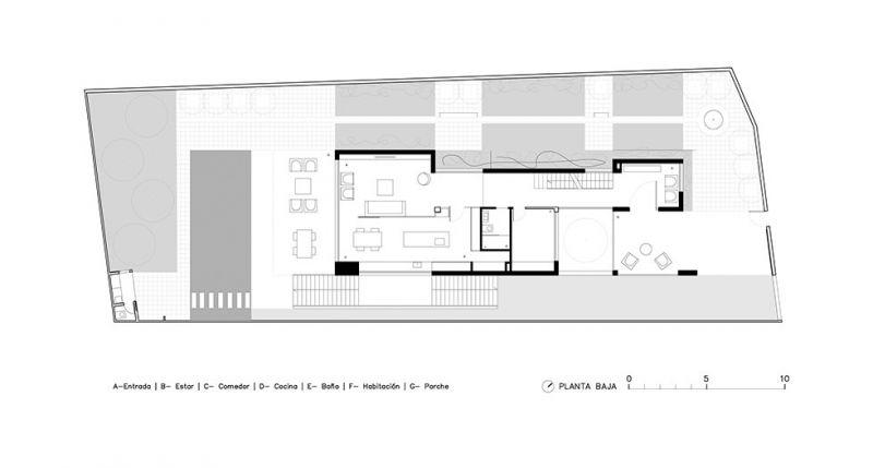 Cuerpos Huecos Estructurales CHE Deeb Chiralt Arquitectos arquitecturayempresa planta baja