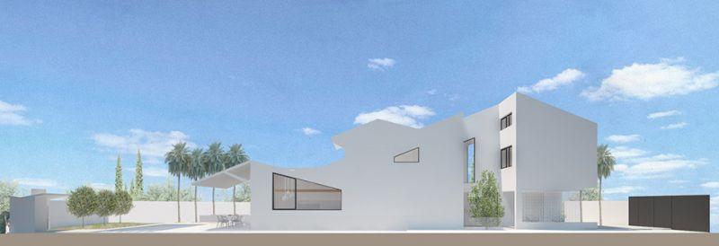 Cuerpos Huecos Estructurales CHE Deeb Chiralt Arquitectos arquitecturayempresa seccion