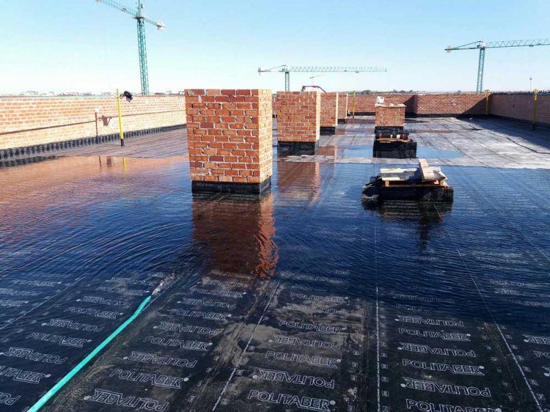 arquitectura chova laminas impermeabilizantes poilitaber hotel costa ballena  prueba de agua