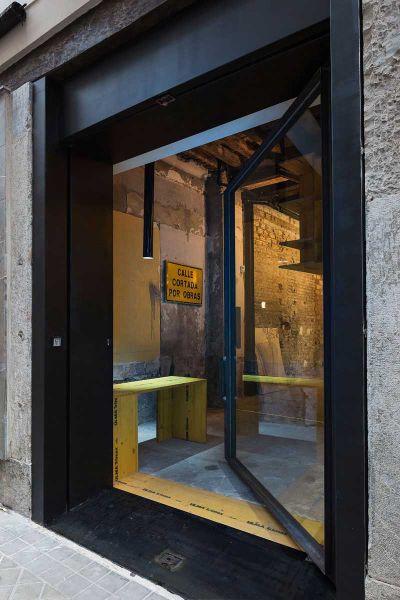 arquitectura ciclo de entrevistas de arquitectura y empresa CUAC arquitectura san jeronimo 17 foto entrada
