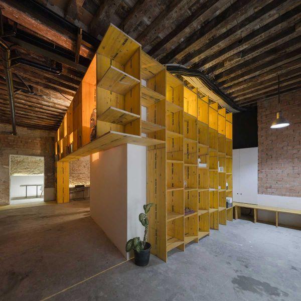 arquitectura ciclo de entrevistas de arquitectura y empresa CUAC arquitectura san jeronimo 17 foto estaneria esquina