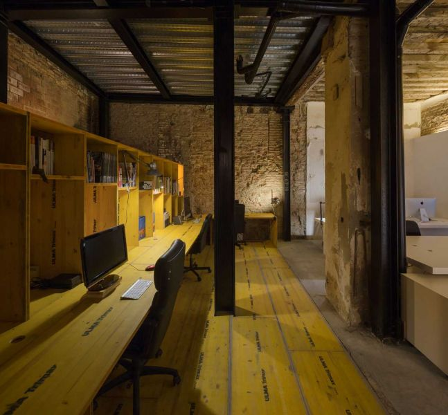 arquitectura ciclo de entrevistas de arquitectura y empresa CUAC arquitectura san jeronimo 17 foto estudio trabajo