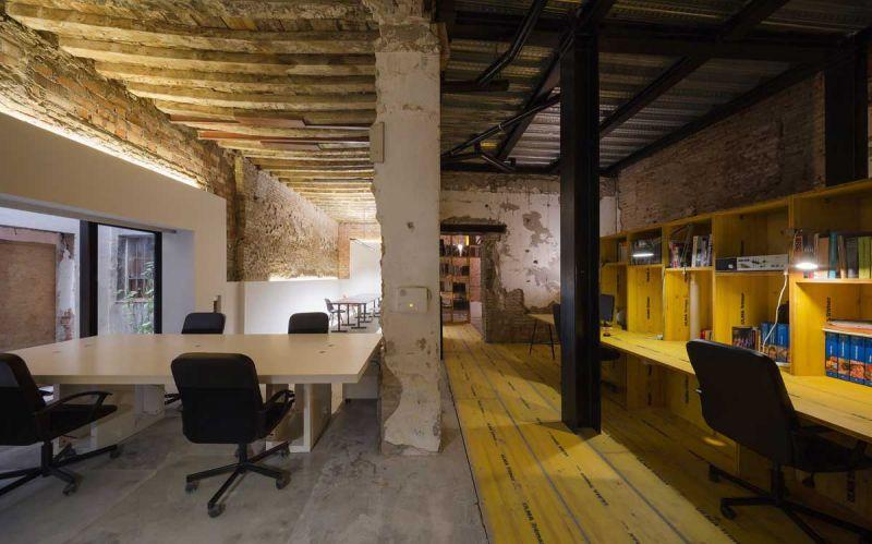 arquitectura ciclo de entrevistas de arquitectura y empresa CUAC arquitectura san jeronimo 17 foto estudio