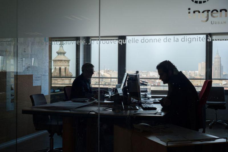 arquitectura y empresa ciclo de entrevistas exclusivas ingennus torre zaragoza despachos oficinas