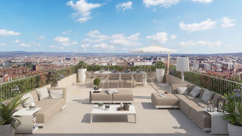 arquitectura y empresa ciclo de entrevistas exclusivas ingennus torre zaragoza terraza