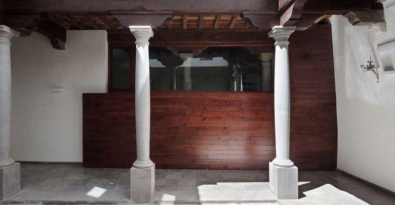 arquitectura ciclo de entrevistas exclusivas de arquitectura y empresa jorge molinero rehabilitación elvira 78 patio