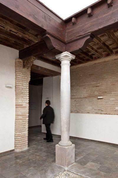 arquitectura ciclo de entrevistas exclusivas de arquitectura y empresa jorge molinero rehabilitación elvira 78 patio pilar